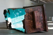 "Kelly Goff, ""Dumpster,"" 2012"