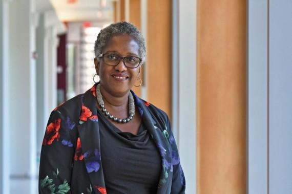 Renée White, Wheaton College Provost
