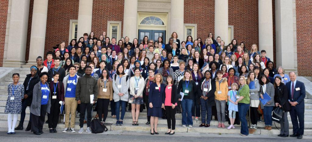 Women in STEM Summit Attendees
