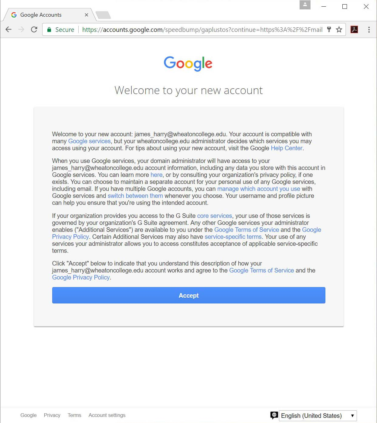 GmailTerms