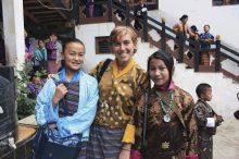 The Wheaton in Bhutan program