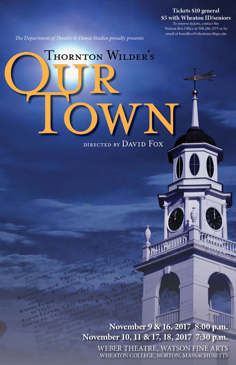 an analysis of constable warren in the play our town by thornton wilder Our town analysis of major characters quick quiz our town by: thornton wilder summary plot overview  constable warren mr morgan  which character becomes the primary articulator of our town's major themes.