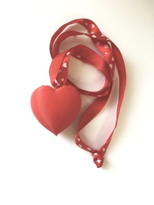 3D Valentine Heart printed by Jacob Loberti