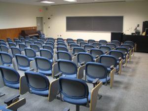 Larger view of Ellison Lecture