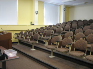 Larger view of Knapton Lecture Hall