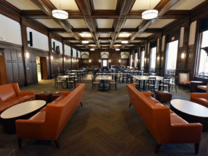 Larger view of Emerson Dining Hall