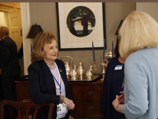 Honoring Bonnie G. Wittner '69