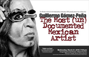 Poster for The Most (un)Documented Mexican Artist