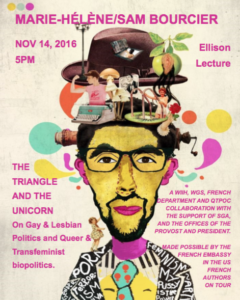 Poster for The Triangle and the Unicorn