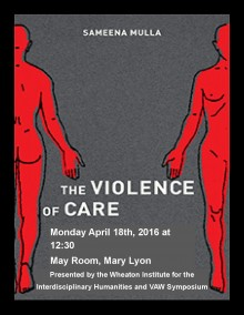 Poster for The Violence of Care
