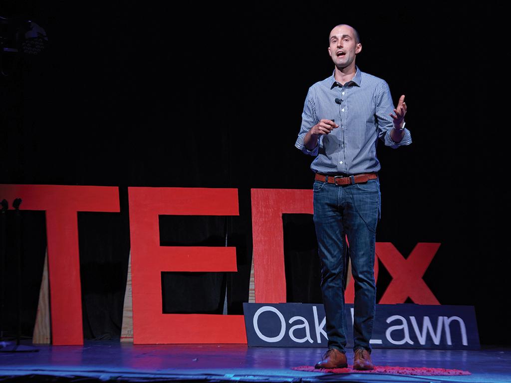 Matt Confer TED Talk