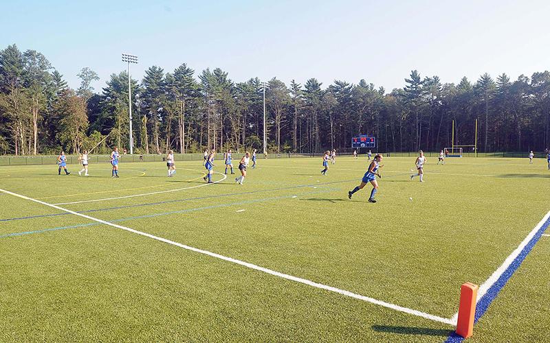 Nordin Field - Wheaton College Massachusetts