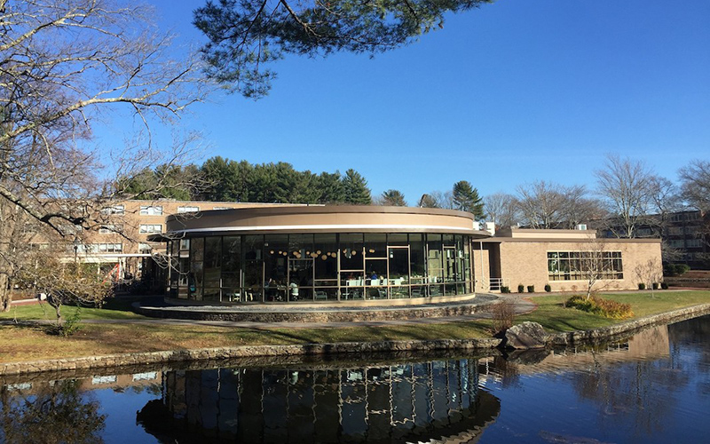 Chase Dining Hall - Wheaton College Massachusetts