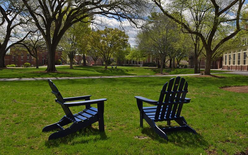 The Dimple - Wheaton College Massachusetts
