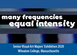 Many Frequencies, Equal Intensity (digital mailer)