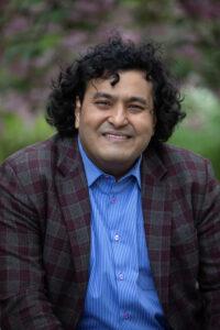 Photo of Associate Professor of Business and Management Imran Chowdhury
