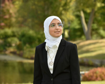 Photo of Assistant Professor of Business and Management Fatima Jebari