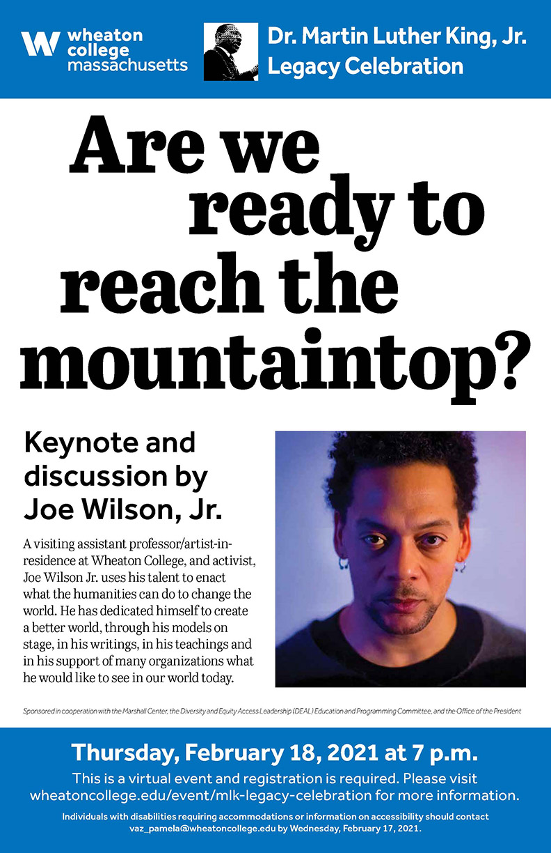 Are we ready to reach the mountaintop?