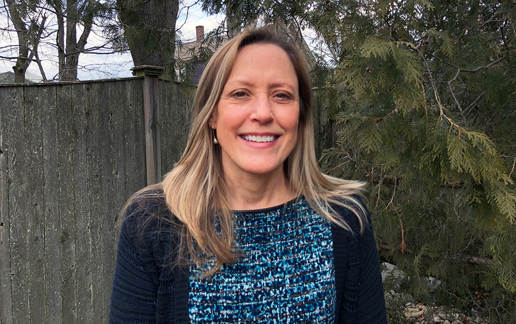 Professor of Economics Brenda Wyss