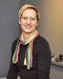Assistant Professor of Visual Art Leah Dyjak
